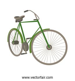 old bicycle style