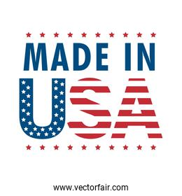 made in usa template