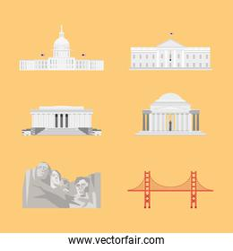 usa monuments state