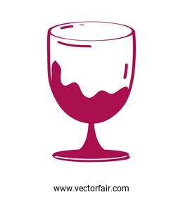wine cup drink