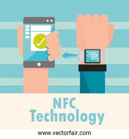 nfc technology connection