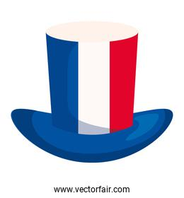 French hat icon