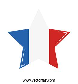 French star icon