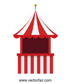 carnival tent of sales