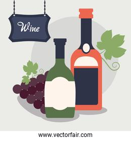 wine items poster
