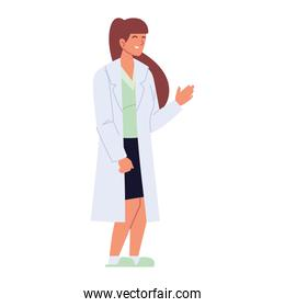 doctor woman character