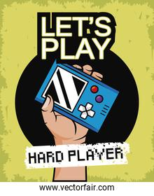 video game lets play