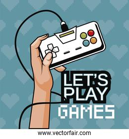 lets play games