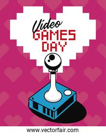 video game heart