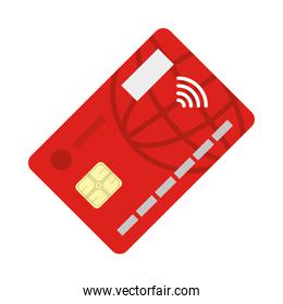 credit card with nfc