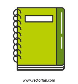 notebook supply education