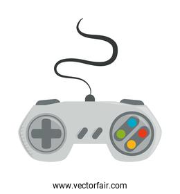 isolated video game control icon