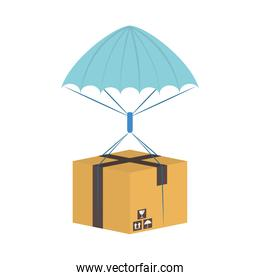 delivery services and ecommerce