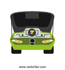 electric car eco motion