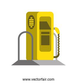 station pump charge