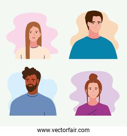 young people profiles