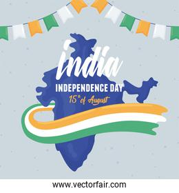 india independence flyer
