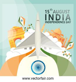 15th august india independence