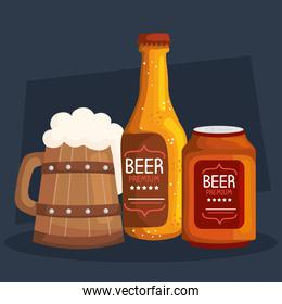 beers drinks icons