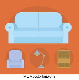 couch and furniture