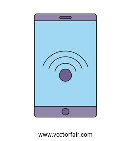 smartphone with wifi