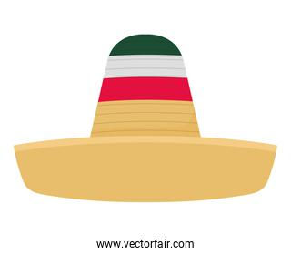 mexican hat illustration