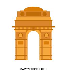 indian famous gate