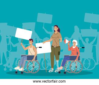 disability persons campaign