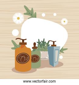 aromatherapy with products