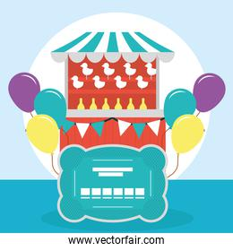 circus tent for outdoor sales