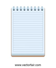 notebook supply icon