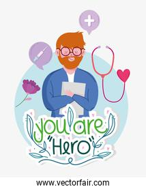 you are hero doctor