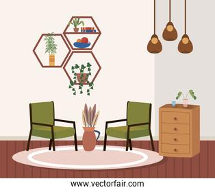 home chairs and furniture