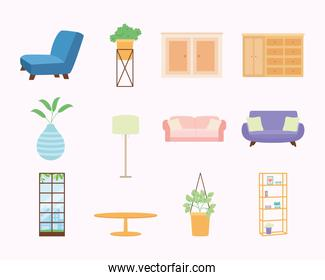 home furniture and decoration