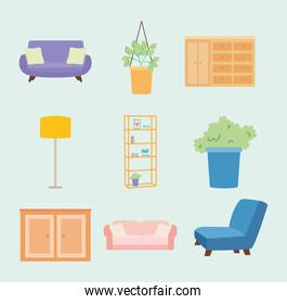 home decoration and furniture