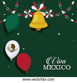 mexico independence day poster