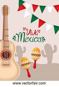 poster of viva mexico