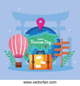 tourism day card