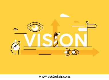 vision business items