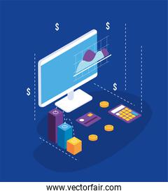 payment solutions with desktop