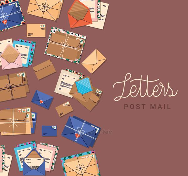 post mail poster