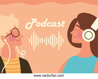podcast young people